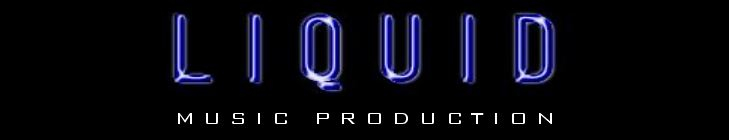 Liquid Music Production Logo